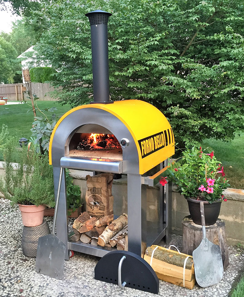 WoodFired Oven Cooking