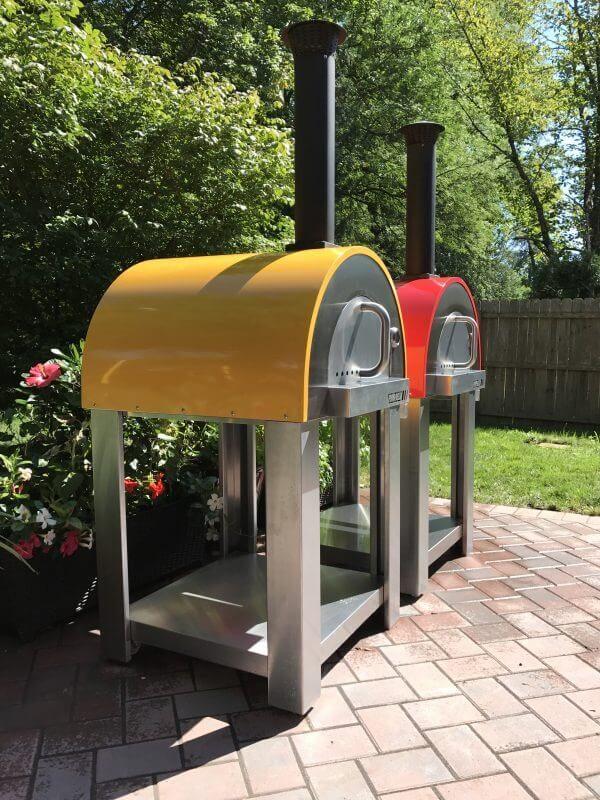 Buy Forno Bello Series Backyard Brick Oven In Usa