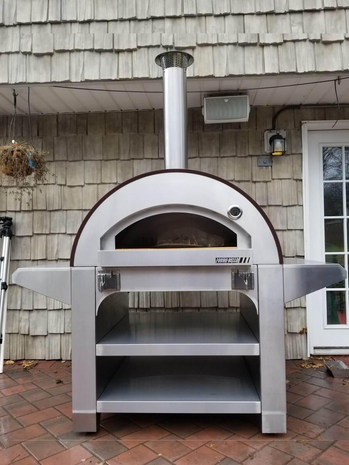 Forno Bello Pizza Oven 28 Images Backyard Brick Oven Forno Bello