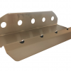 Paralegna Wood Holder For Pizza