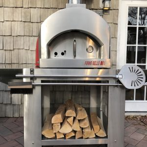 Neapolitan Backyard Oven