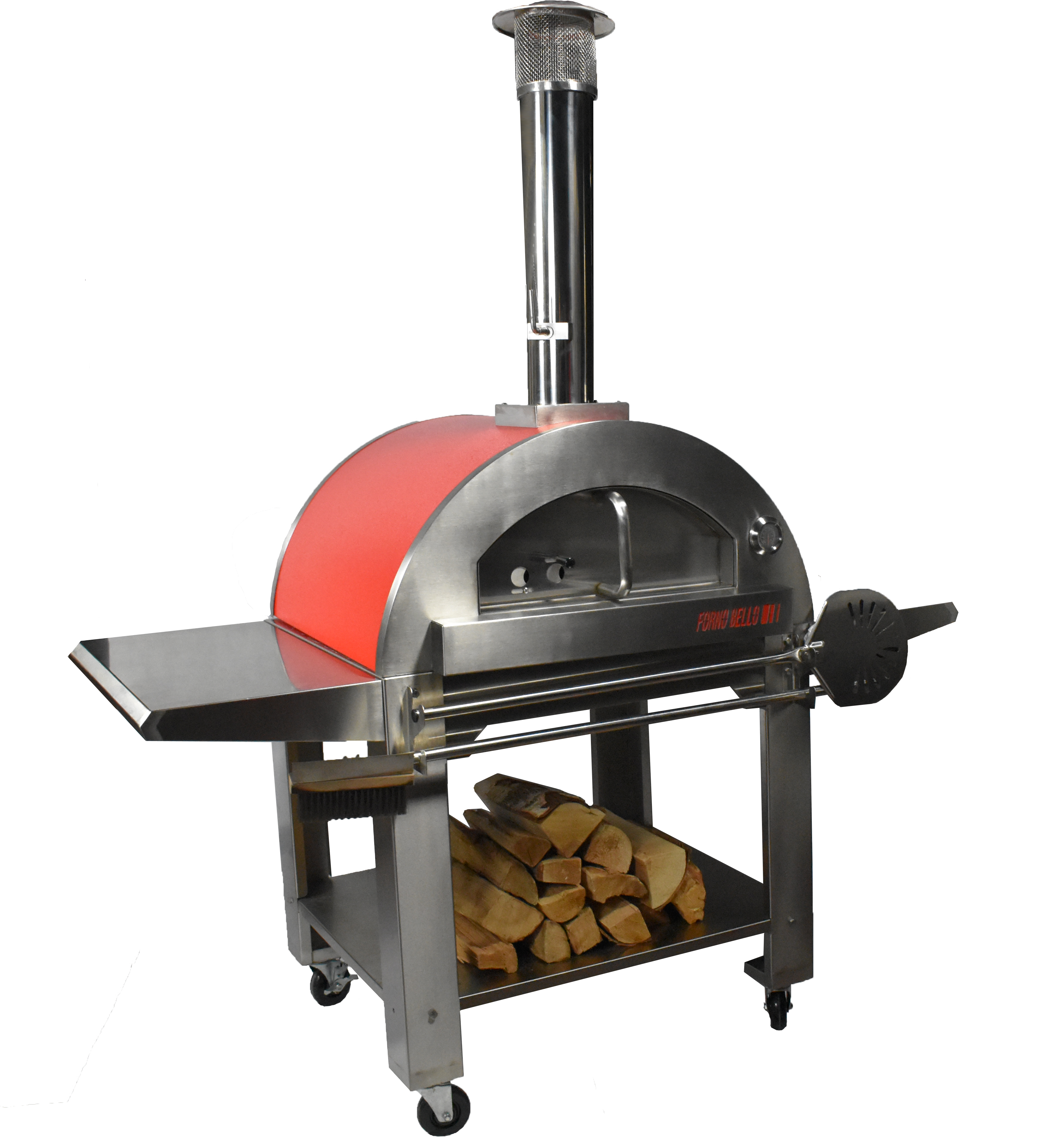 Buy Forno Bello Family Pizza Oven Online In Usa Backyard Brick Ovens