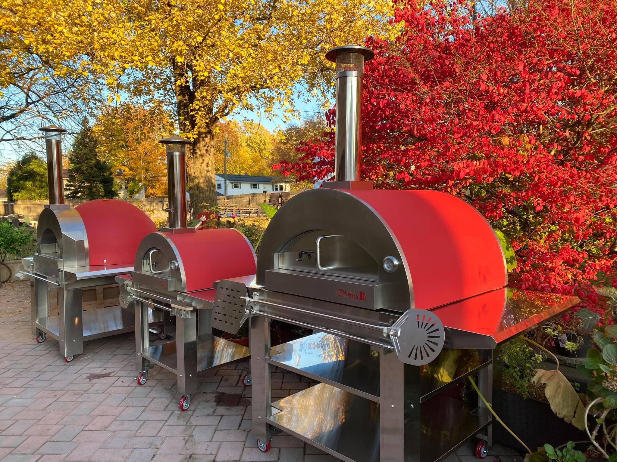 Backyard Oven Pizza Oven